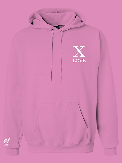 GOD IS LOVE: X Marks The Spot