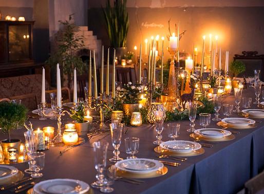 Garīgās gaismas simbols – svečturis!