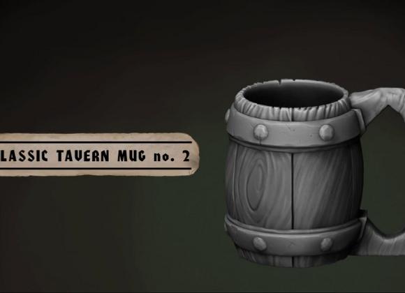 Tavern Mug No. 2