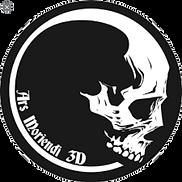 Ars Moriendi 3d logo.png