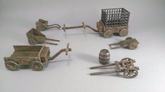 Generic Wagons