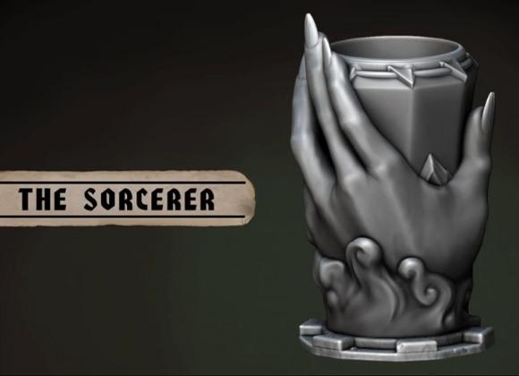 The Scorcerer