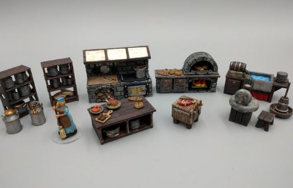 Inn & Tavern Set 1