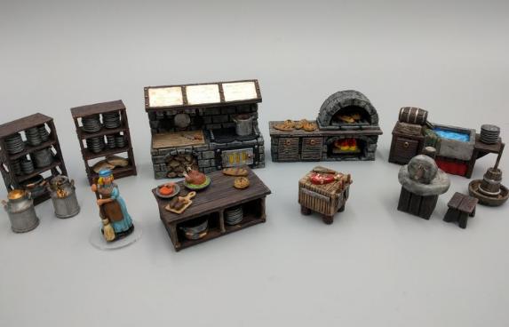 Inn & Tavern Set 1