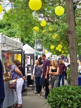 Annual Arts Fair Weekend