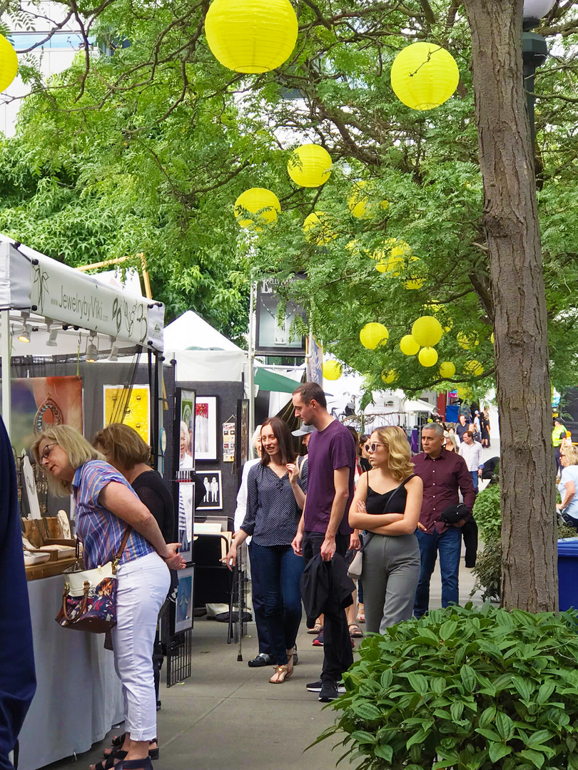 Annual Arts Fair Weekend