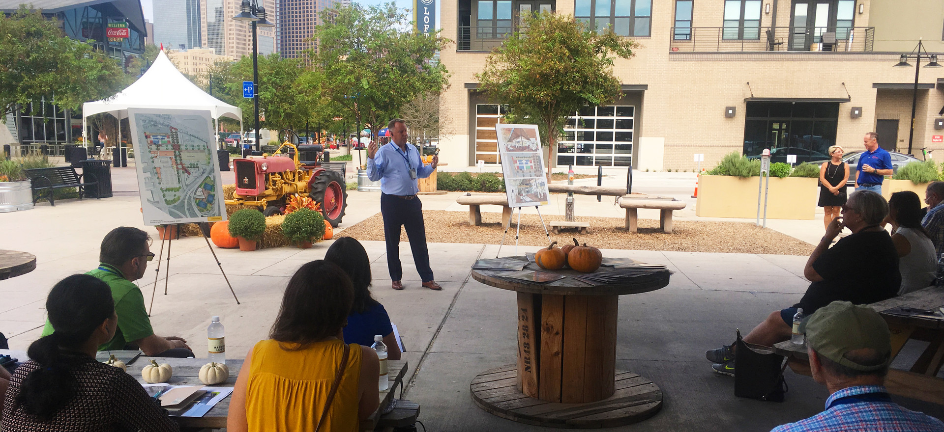Dallas Farmers Market Revitalization