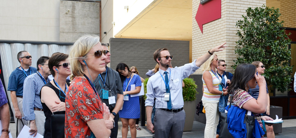Commerce and Main Street Walking Tours