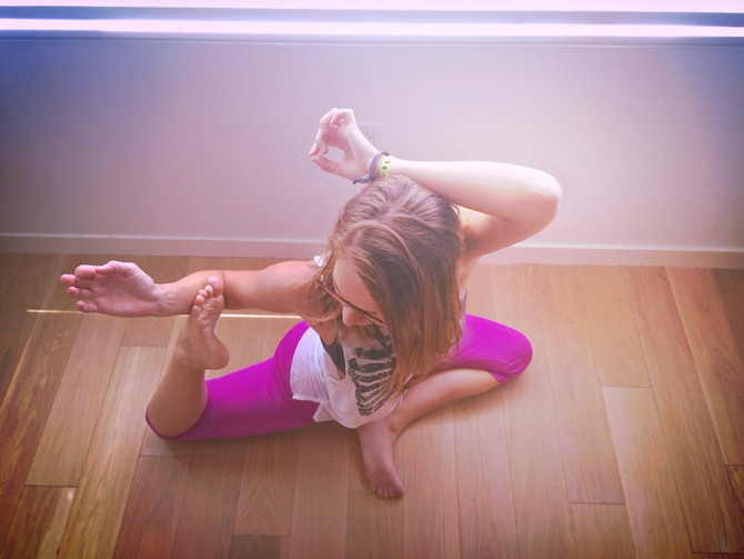 Why You Should Try a Private Yoga Lesson (or 5)