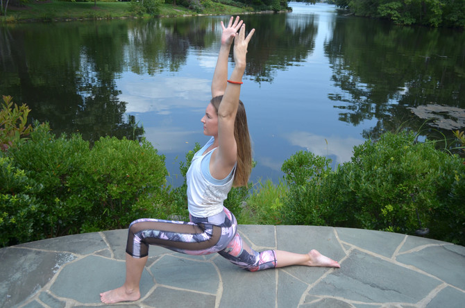 A 5-Minute Yoga Sequence Designed for Busy People