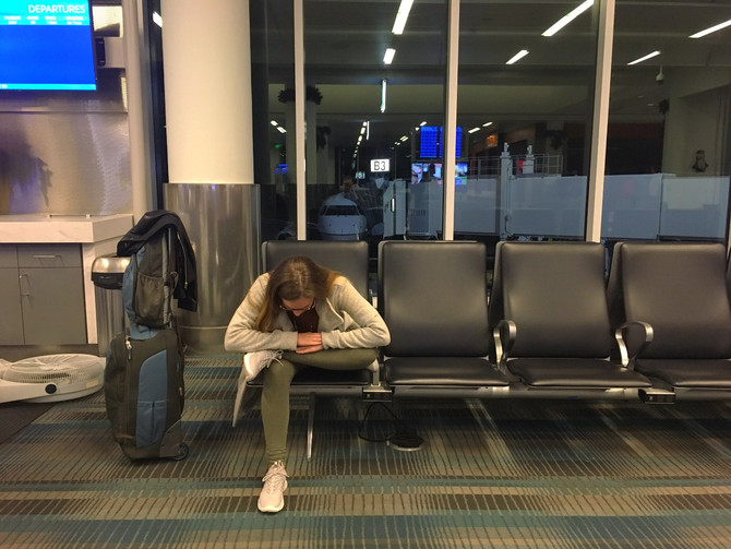 Holiday Travel Yoga