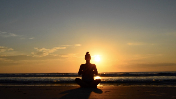 Join the (free) 30 Day Meditation Challenge