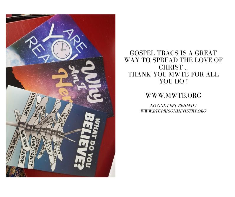 Gospel Tracs