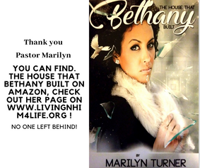 Thank you Pastor Marilyn