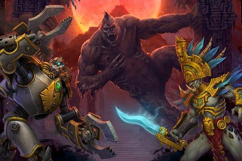 Battle of Dazar'alor Mythic Full Gear