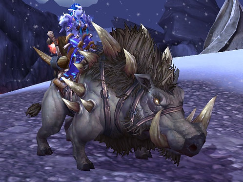 GREAT GREYTUSK