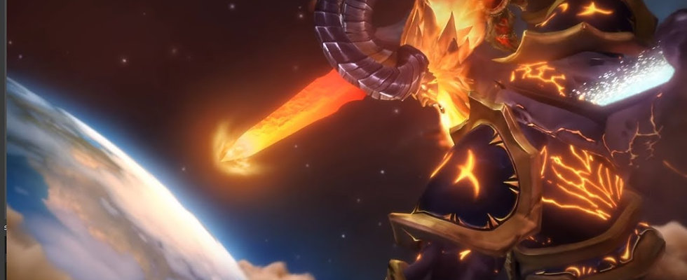 Antorus, The Burning Throne Mythic Run Full Gear