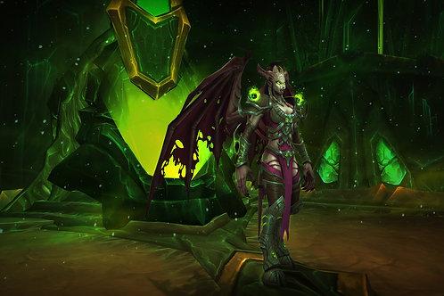 Antorus, The Burning Throne Heroic Run Full Gear