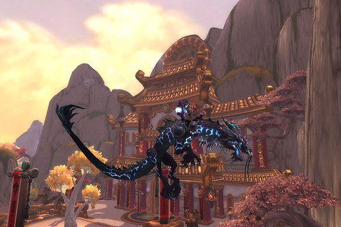 THUNDERING ONYX CLOUD SERPENT