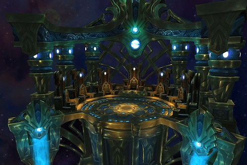 Antorus, The Burning Throne Heroic Run Master Loot