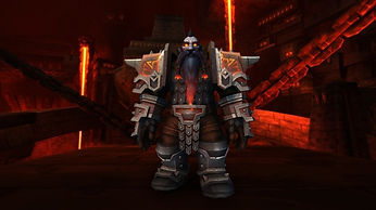 The Dark Iron Dwarf