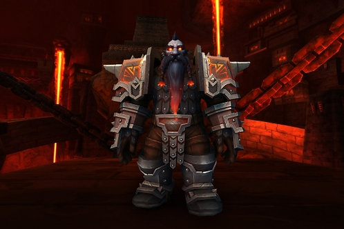 Unlock The Dark Iron Dwarf