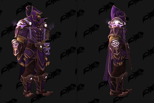 SPECIFIC 4 TIER PARTS tier set 21 Antorus normal