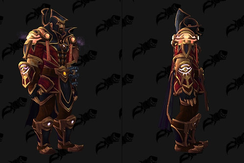 SPECIFIC 4 TIER PARTS tier set 21 Antorus heroic