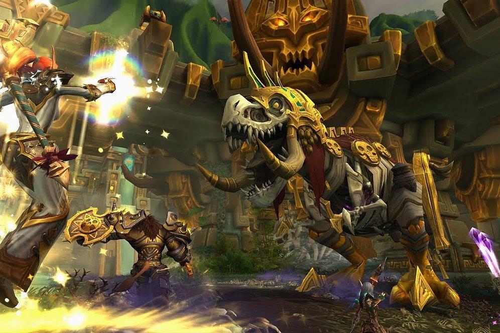 Selfp Mythic Kings Rest Siege | Garroshboosting