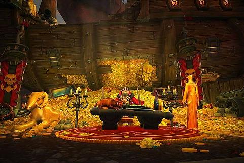 BFA Mythic+ Dungeons
