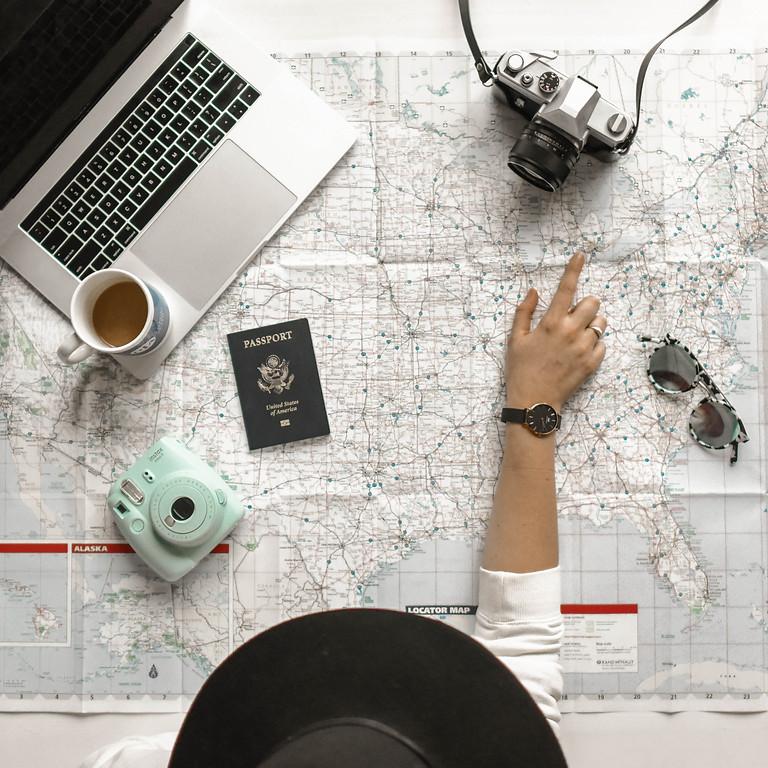 Organise your trip : Workshop