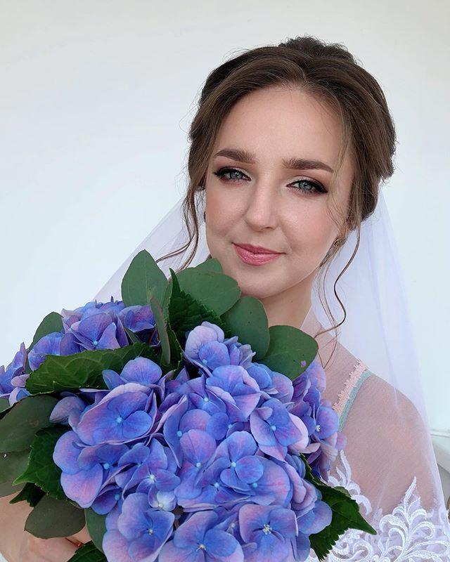 Сегодня у меня была красавица невеста Ма