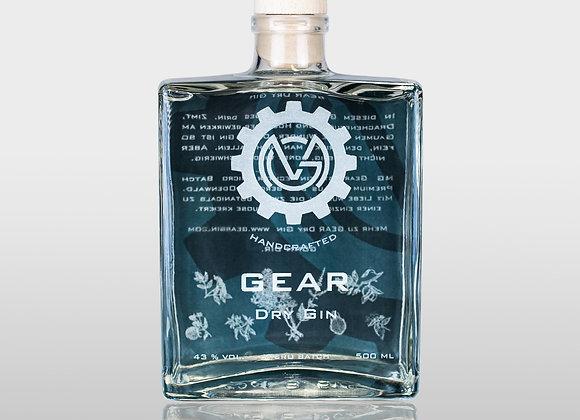 Gear Premium Dry Gin  500 ml / 43%