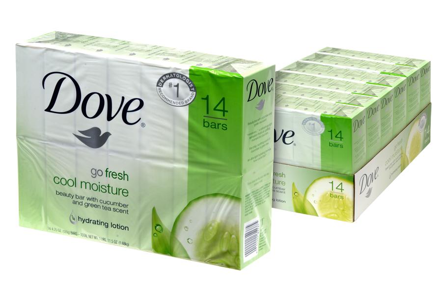 Dove Club Pack