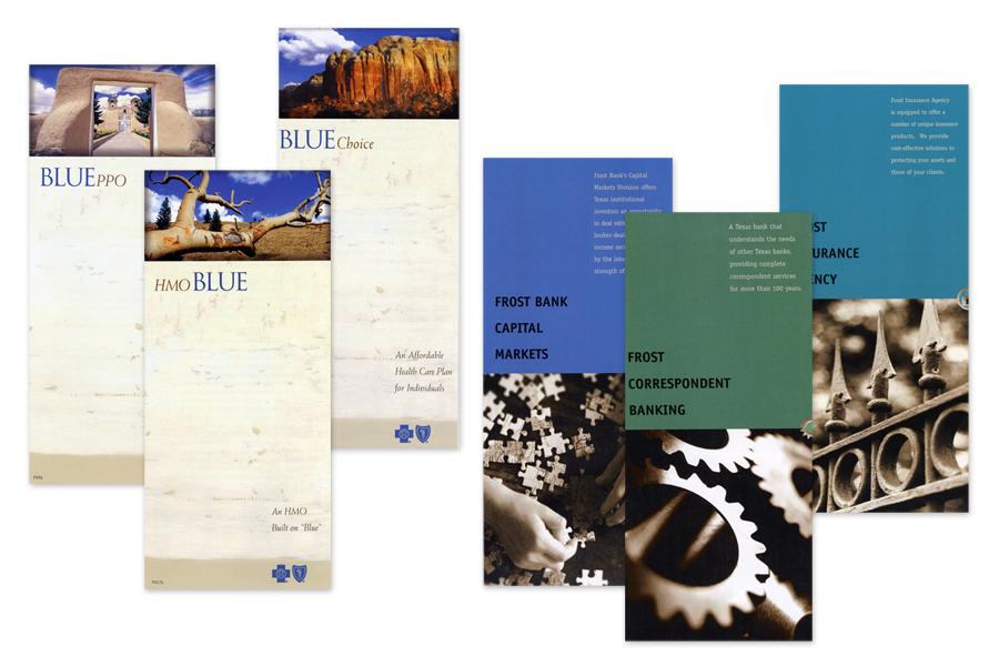 Blue Cross Blue Shield / Frost Bank