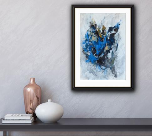 Insitu - Blue Bouquet