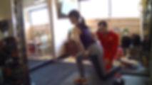 パーソナルトレーニング|ダンサー|ダイエット|体力向上