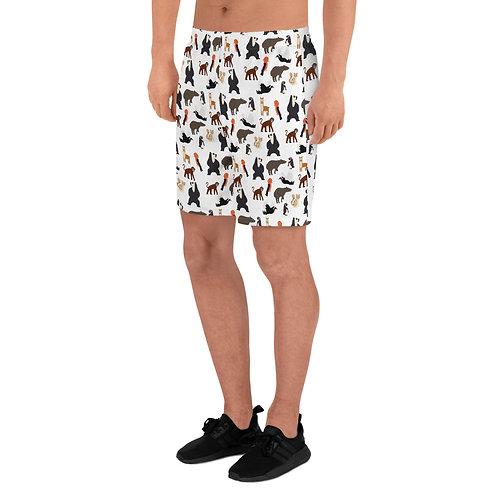 Endangered Species White Shorts