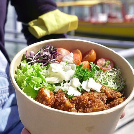 La salade Fraîche la plus croustillante de Suisse 🇨🇭🥗