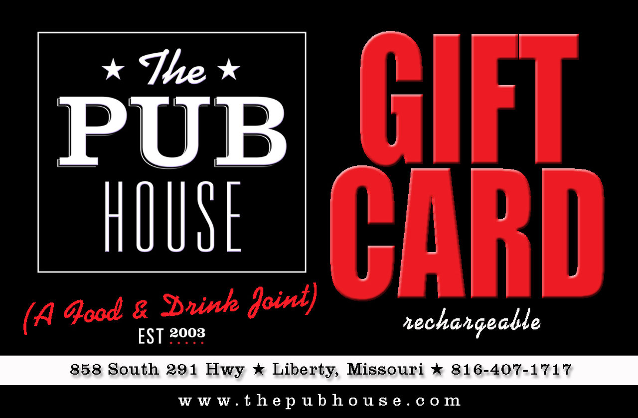 Pub House GiftCards