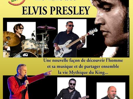 Bienvenue sur le Blog du Tribute Elvis Presley belge.