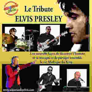 Le Groupe Sebastian For Elvis