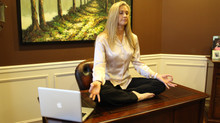 5 Ways to De-stress From Your Office Chair