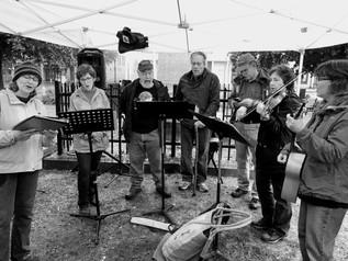 citL music under the tent