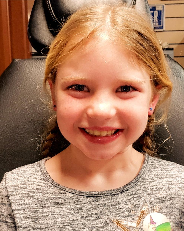 Children's Ear Lobes