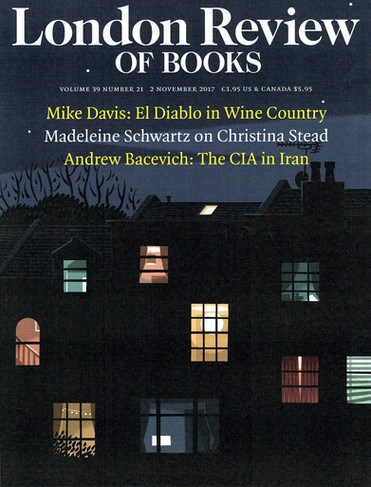 London Review of Books Covers