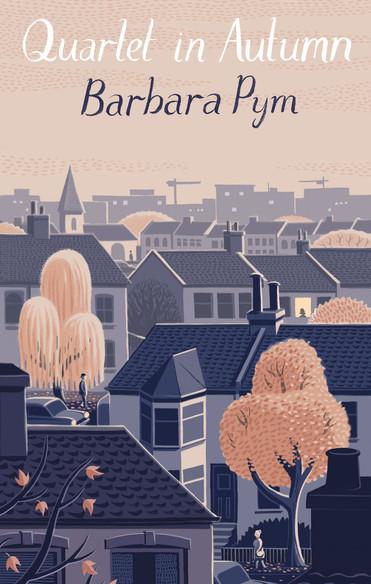 Picador - Quartet in Autumn by Barbara Pym