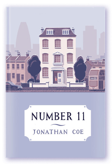 Penguin Books - Number 11 by Jonathan Coe