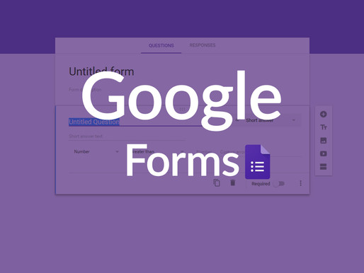 Going Geek with Google Forms