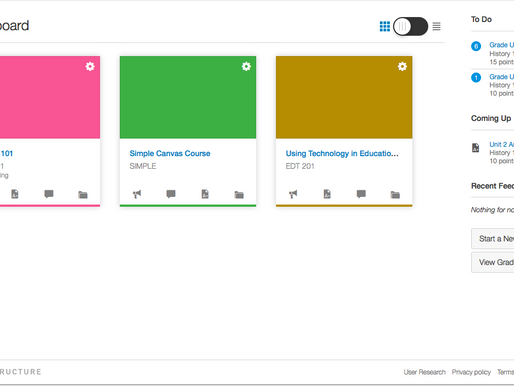 Level UP your LMS with Canvas